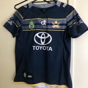 NRL Townsville Cowboys Jersey